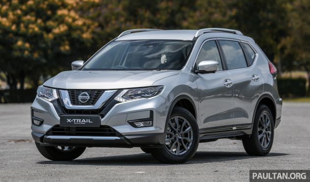 Nissan X Trail >> Driven 2019 Nissan X Trail Facelift Hybrid And 2 5l