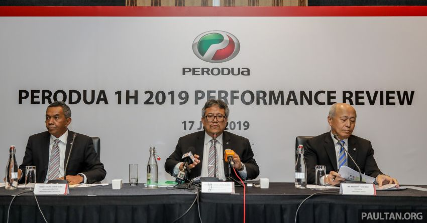 Perodua working with Daihatsu to further develop local component suppliers' presence in global markets Image #987200