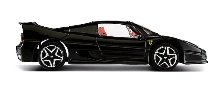 Shell launches a new eight-model Ferrari car collection Image #980492