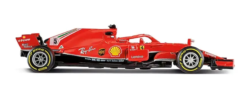 Shell launches a new eight-model Ferrari car collection Image #980495