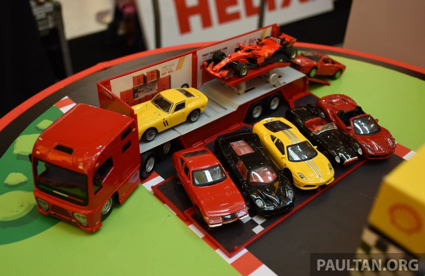 Shell Malaysia launches Ferrari car collectibles – two new models every 2 weeks until Sept 8, RM15.90 each Image #984175