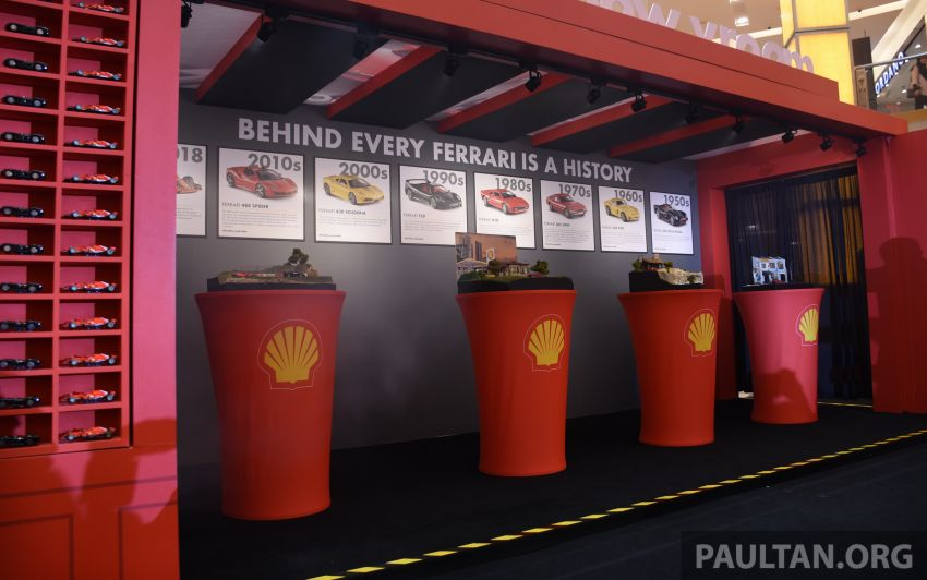 Shell Malaysia launches Ferrari car collectibles – two new models every 2 weeks until Sept 8, RM15.90 each Image #984215