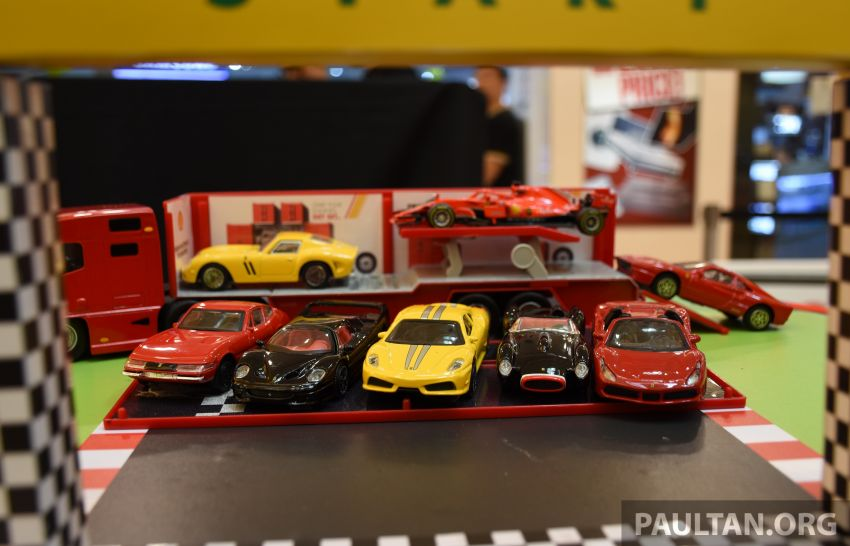 Shell Malaysia launches Ferrari car collectibles – two new models every 2 weeks until Sept 8, RM15.90 each Image #984179