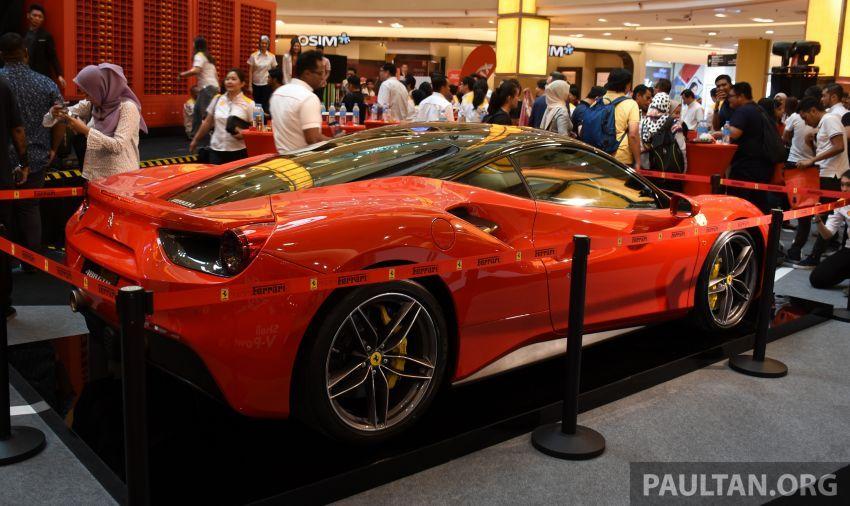 Shell perkenalkan model kereta Ferrari untuk dikumpul – dua model setiap dua minggu, RM15.90 setiap satu Image #984413