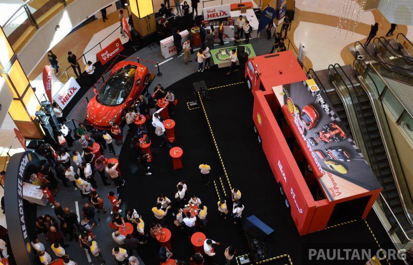 Shell perkenalkan model kereta Ferrari untuk dikumpul – dua model setiap dua minggu, RM15.90 setiap satu Image #984416