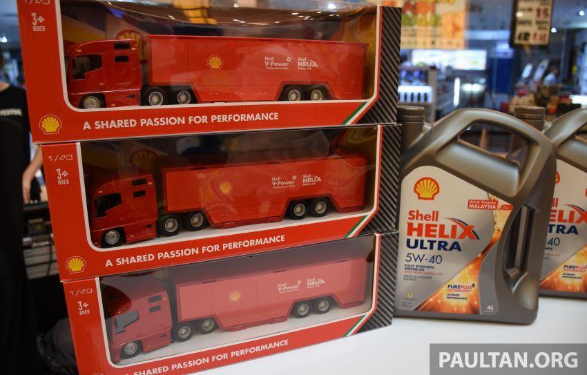 Shell perkenalkan model kereta Ferrari untuk dikumpul – dua model setiap dua minggu, RM15.90 setiap satu Image #984418
