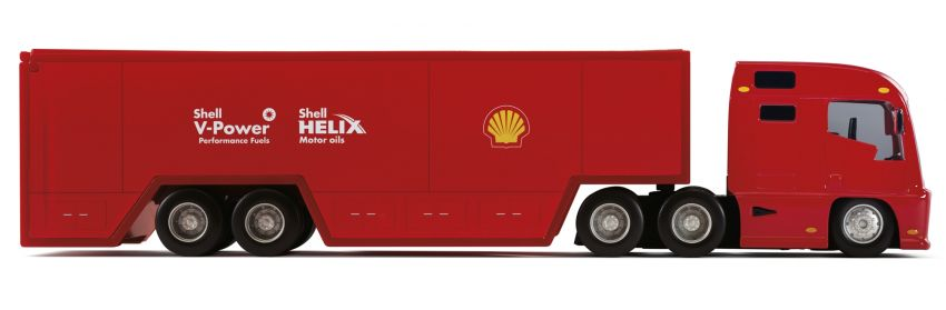 Shell launches a new eight-model Ferrari car collection Image #981164