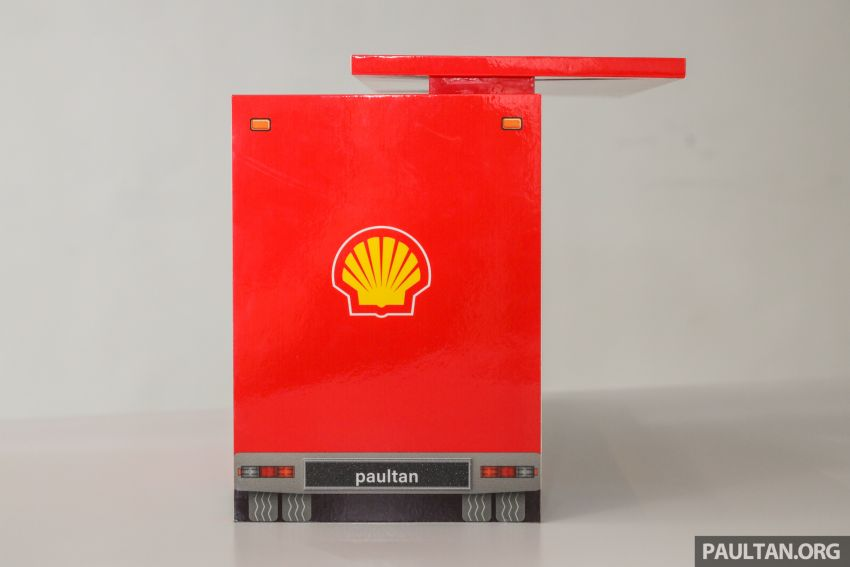 Shell launches a new eight-model Ferrari car collection Image #980593