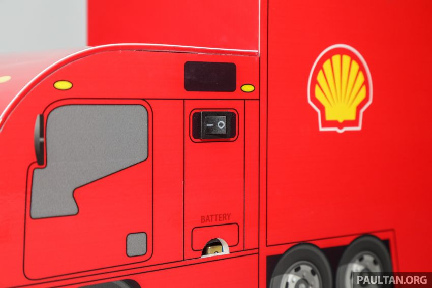 Shell launches a new eight-model Ferrari car collection Image #980594
