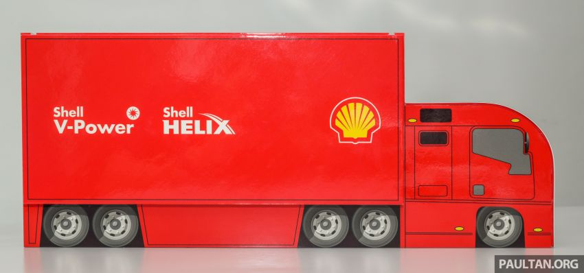 Shell launches a new eight-model Ferrari car collection Image #980585