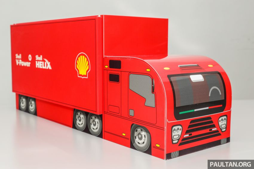 Shell launches a new eight-model Ferrari car collection Image #980586