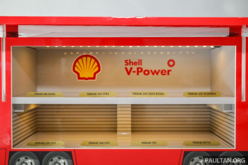 Shell launches a new eight-model Ferrari car collection Image #980589