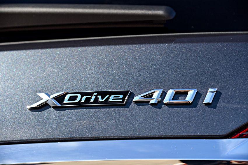 BMW X7 G07 kini dilancarkan di Malaysia – xDrive40i, 7-tempat duduk, harga anggaran dari RM888,800 Image #983986
