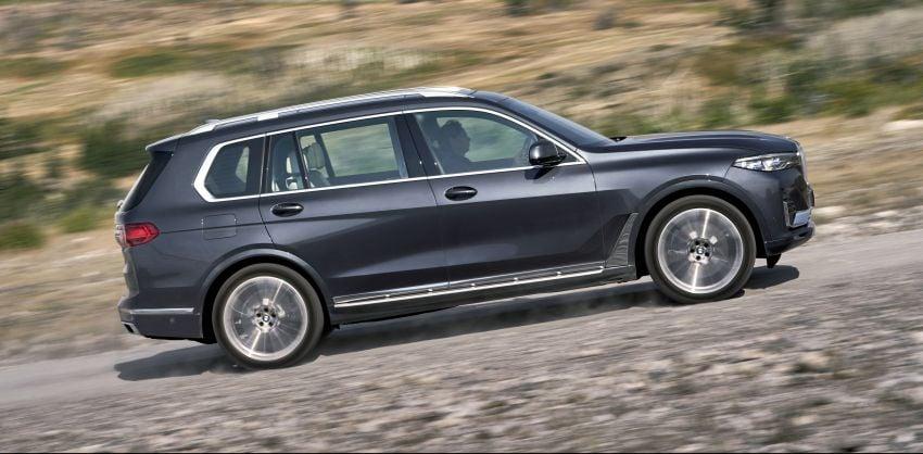 BMW X7 G07 kini dilancarkan di Malaysia – xDrive40i, 7-tempat duduk, harga anggaran dari RM888,800 Image #983979