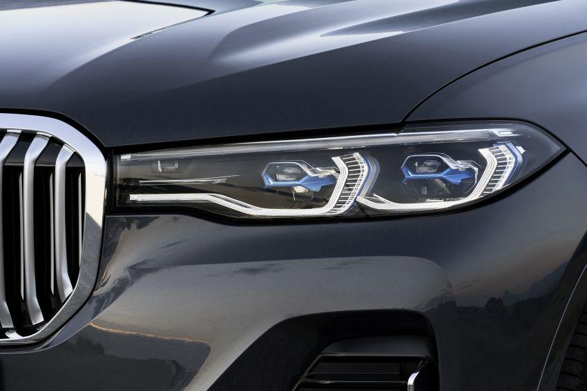 BMW X7 G07 kini dilancarkan di Malaysia – xDrive40i, 7-tempat duduk, harga anggaran dari RM888,800 Image #983982