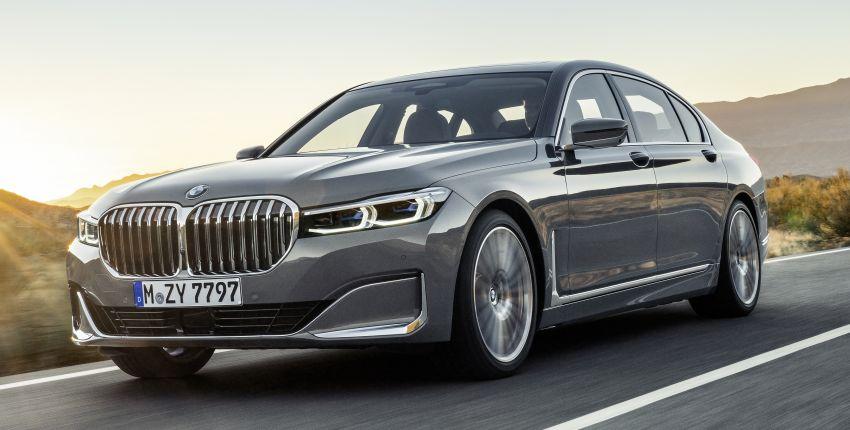BMW X7 G07 kini dilancarkan di Malaysia – xDrive40i, 7-tempat duduk, harga anggaran dari RM888,800 Image #983987
