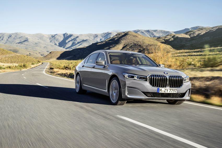 BMW X7 G07 kini dilancarkan di Malaysia – xDrive40i, 7-tempat duduk, harga anggaran dari RM888,800 Image #983989
