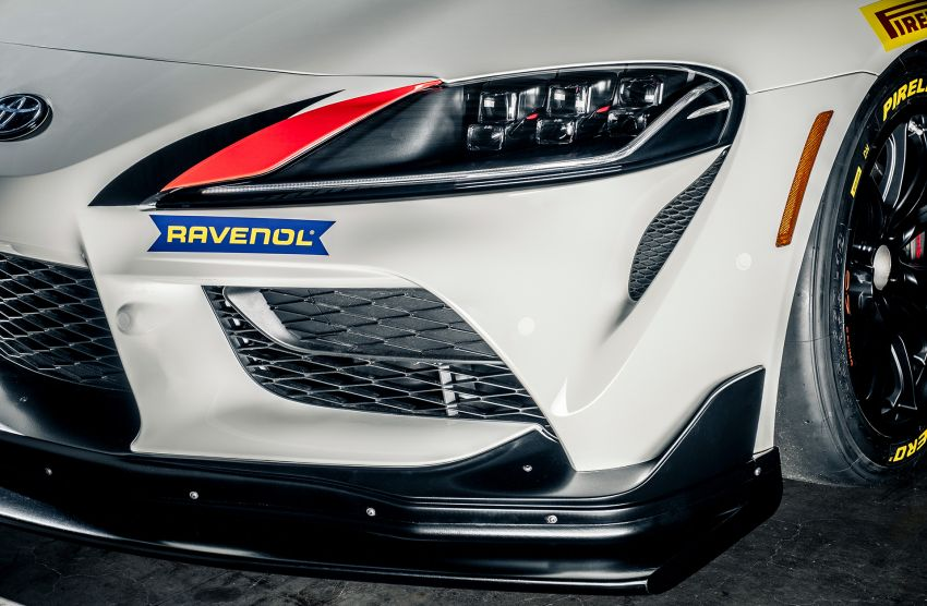 Toyota GR Supra GT4 race car revealed, on sale 2020 Image #981729