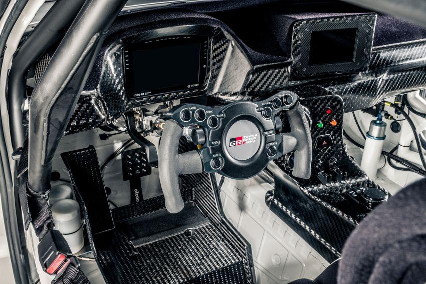 Toyota GR Supra GT4 race car revealed, on sale 2020 Image #981731