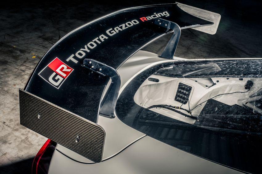 Toyota GR Supra GT4 race car revealed, on sale 2020 Image #981732
