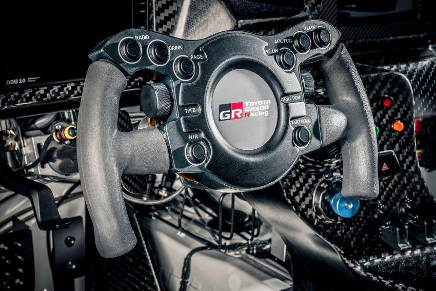 Toyota GR Supra GT4 race car revealed, on sale 2020 Image #981733