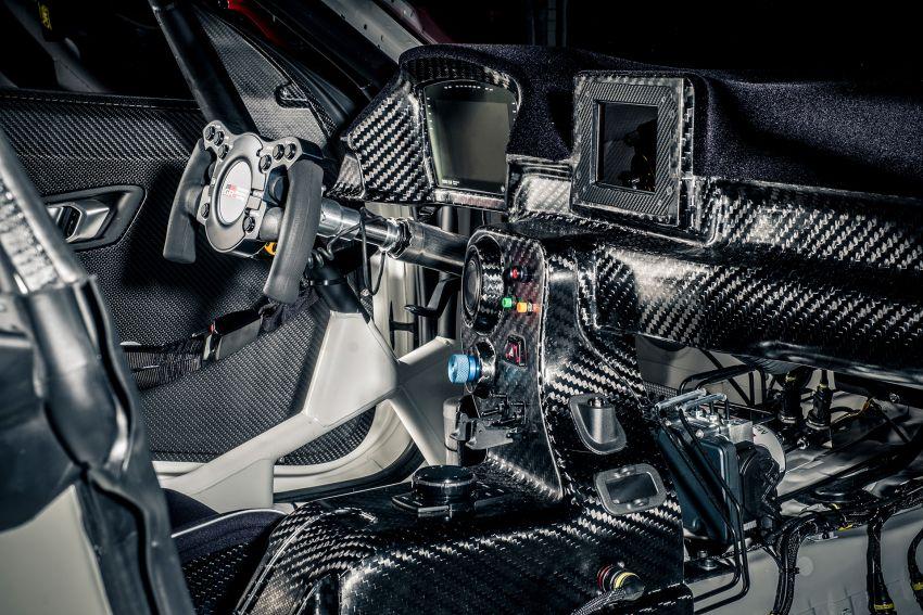 Toyota GR Supra GT4 race car revealed, on sale 2020 Image #981734