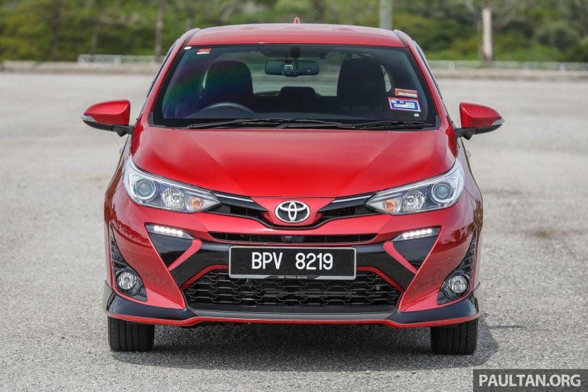 GALERI: Toyota Yaris 1.5G <em>hatchback</em> – RM83,888 Image #991450