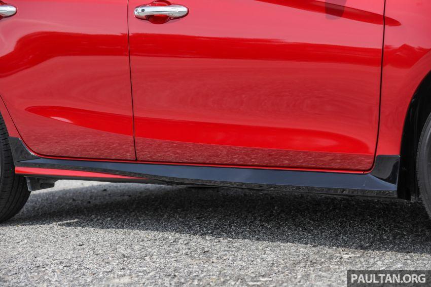 GALERI: Toyota Yaris 1.5G <em>hatchback</em> – RM83,888 Image #991467