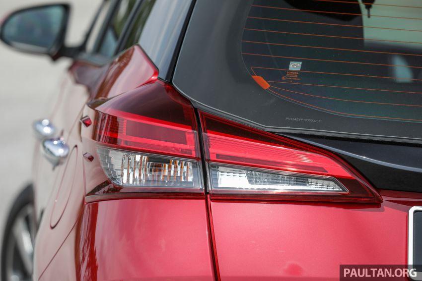 GALERI: Toyota Yaris 1.5G <em>hatchback</em> – RM83,888 Image #991469