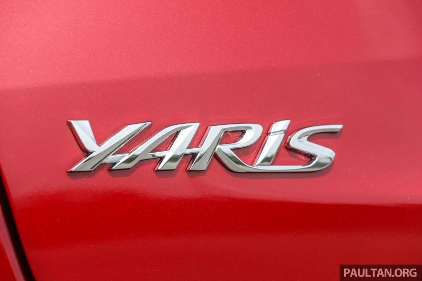 GALERI: Toyota Yaris 1.5G <em>hatchback</em> – RM83,888 Image #991475