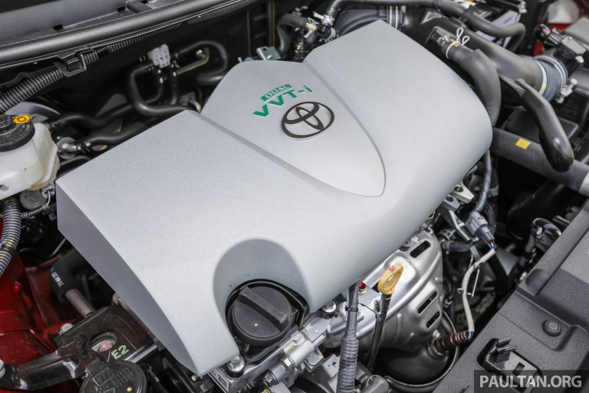 GALERI: Toyota Yaris 1.5G <em>hatchback</em> – RM83,888 Image #991478