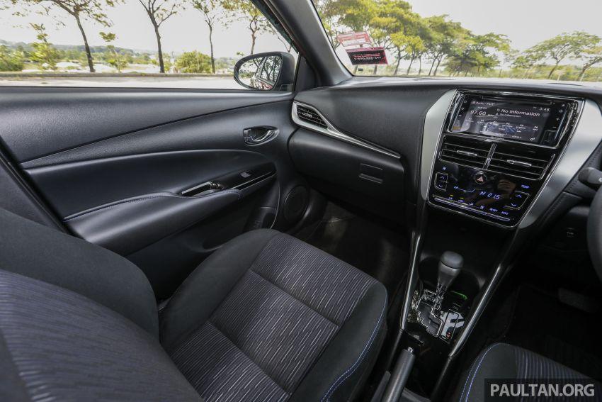 GALERI: Toyota Yaris 1.5G <em>hatchback</em> – RM83,888 Image #991508