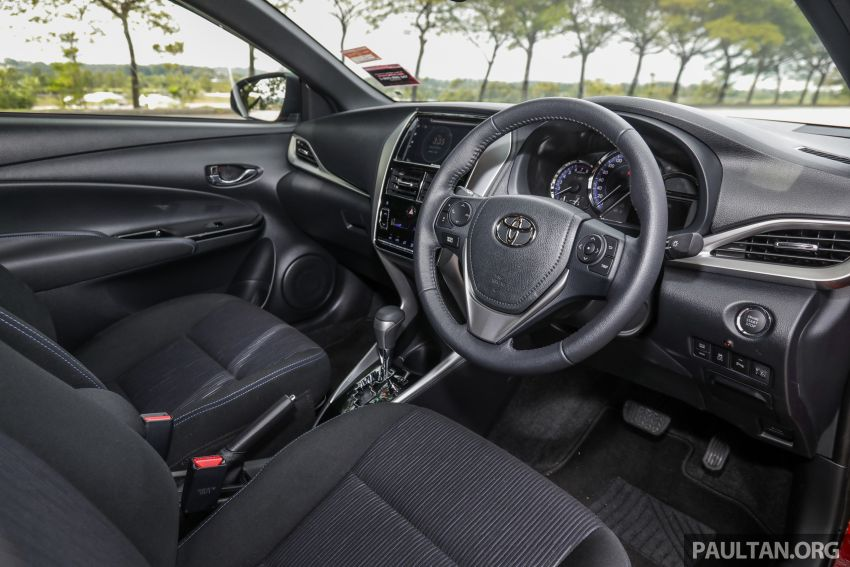 GALERI: Toyota Yaris 1.5G <em>hatchback</em> – RM83,888 Image #991482