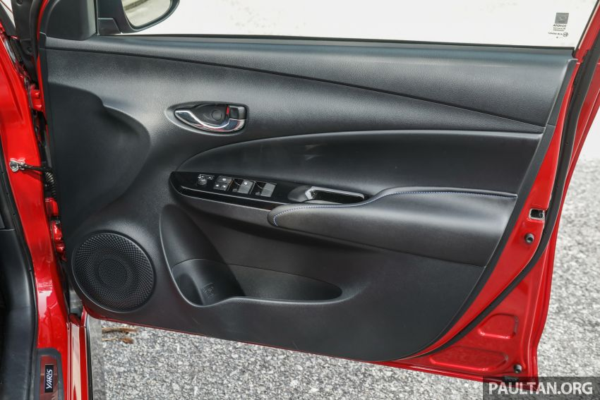 GALERI: Toyota Yaris 1.5G <em>hatchback</em> – RM83,888 Image #991517