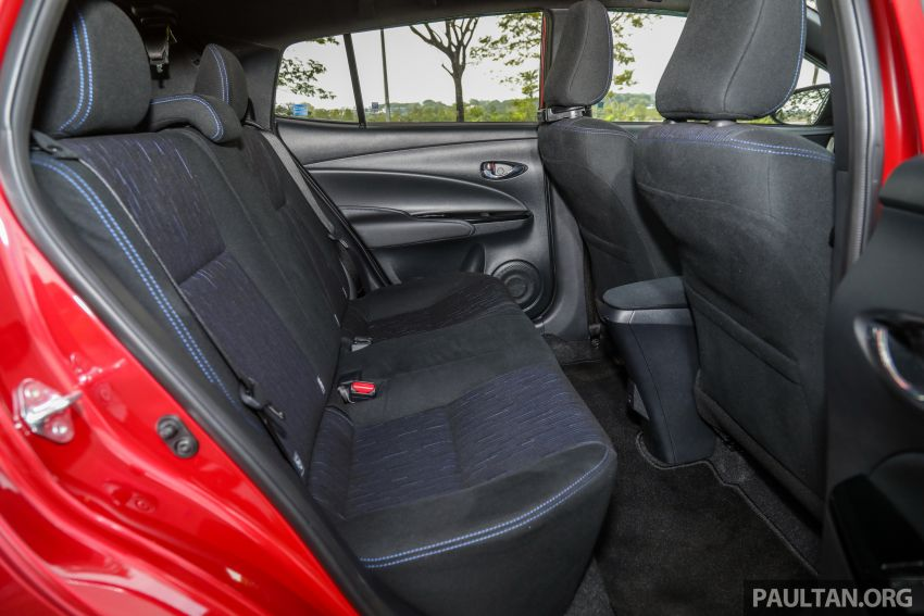 GALERI: Toyota Yaris 1.5G <em>hatchback</em> – RM83,888 Image #991519