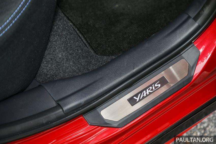 GALERI: Toyota Yaris 1.5G <em>hatchback</em> – RM83,888 Image #991523