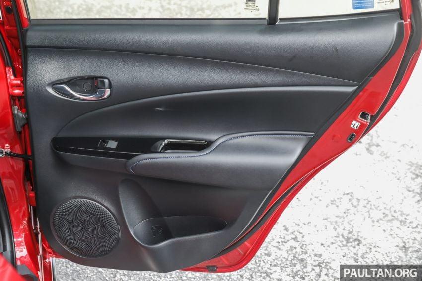 GALERI: Toyota Yaris 1.5G <em>hatchback</em> – RM83,888 Image #991524