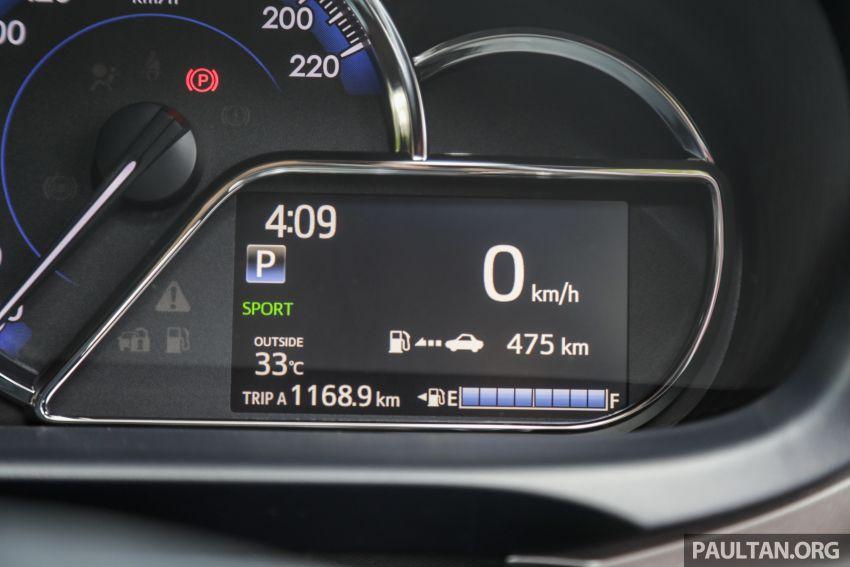 GALERI: Toyota Yaris 1.5G <em>hatchback</em> – RM83,888 Image #991492