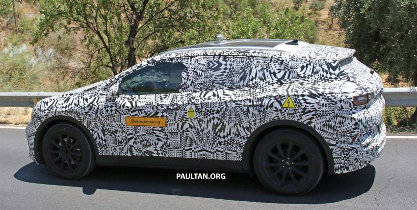 SPYSHOTS: Volkswagen ID. Crozz in production body Image #995615