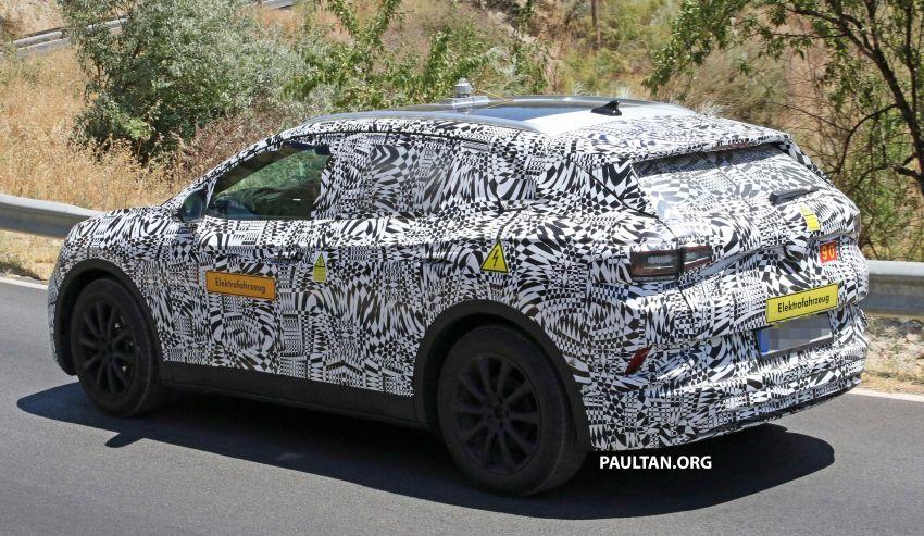 SPYSHOTS: Volkswagen ID. Crozz in production body Image #995616