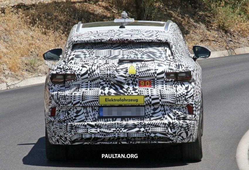 SPYSHOTS: Volkswagen ID. Crozz in production body Image #995619