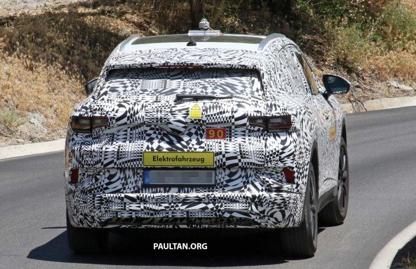 SPYSHOTS: Volkswagen ID. Crozz in production body Image #995621