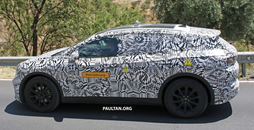 SPYSHOTS: Volkswagen ID. Crozz in production body Image #995614