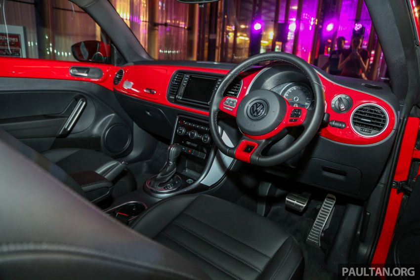 VW Beetle Collector's Edition in Malaysia – RM164k Image #984623