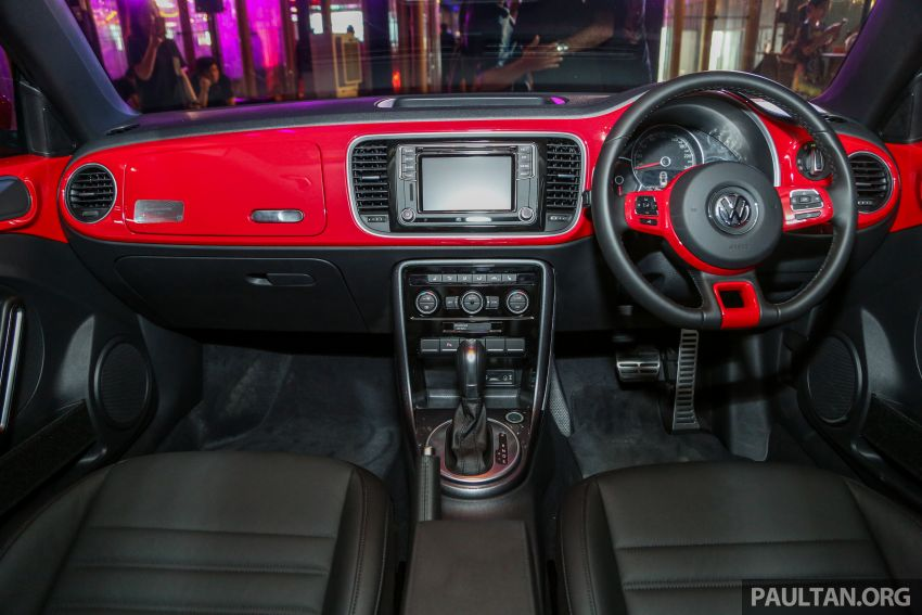 VW Beetle Collector's Edition in Malaysia – RM164k Image #984624
