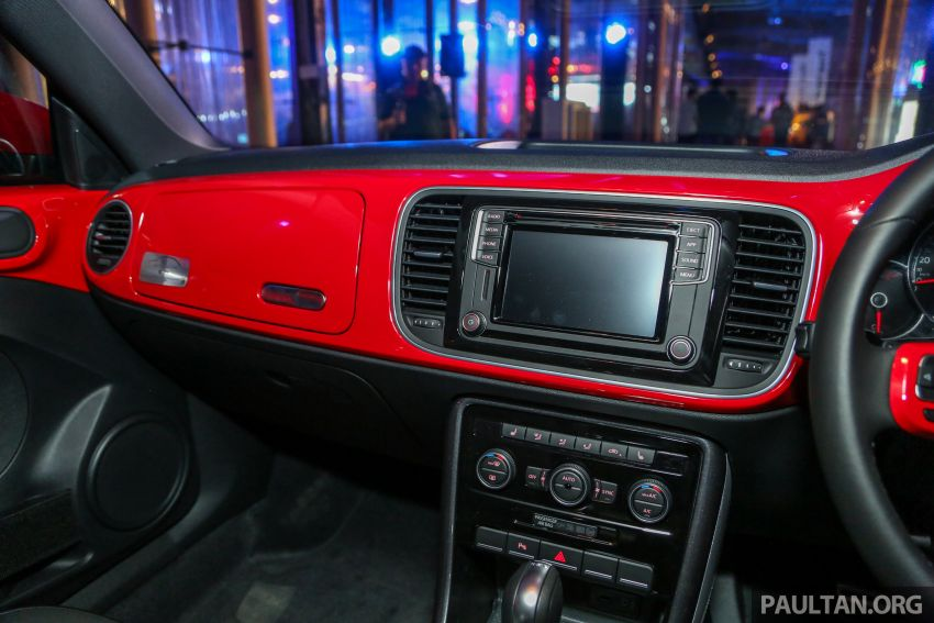 VW Beetle Collector's Edition in Malaysia – RM164k Image #984647
