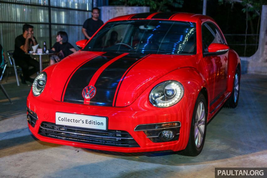 Volkswagen Beetle Collector's Edition – RM164,390 Image #984628