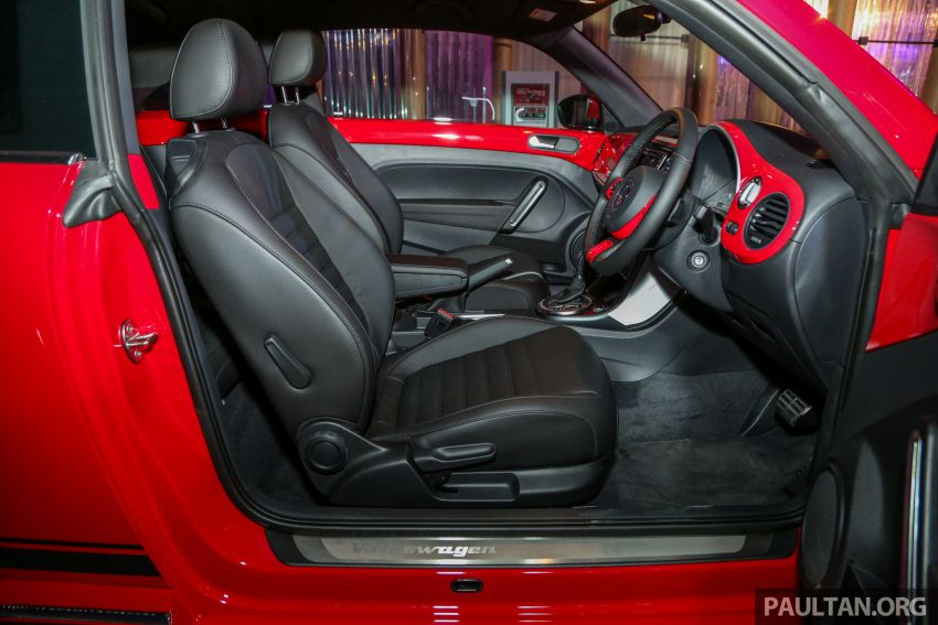 VW Beetle Collector's Edition in Malaysia – RM164k Image #984635