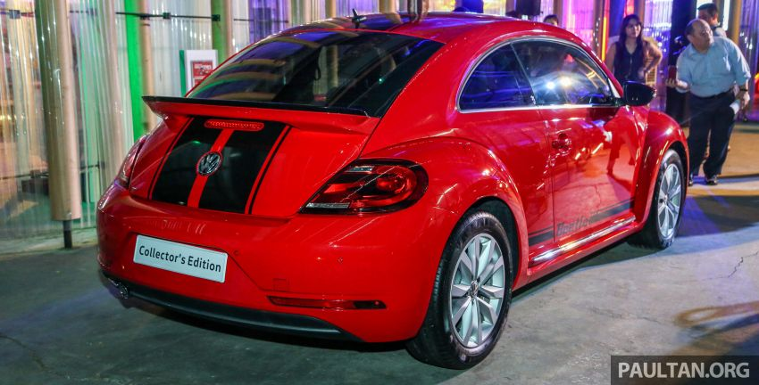 Volkswagen Beetle Collector's Edition – RM164,390 Image #984632