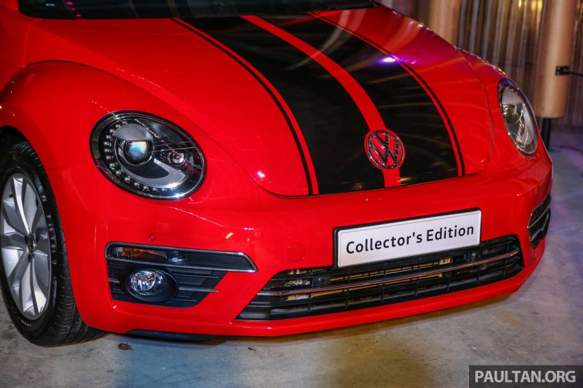 VW Beetle Collector's Edition in Malaysia – RM164k Image #984615